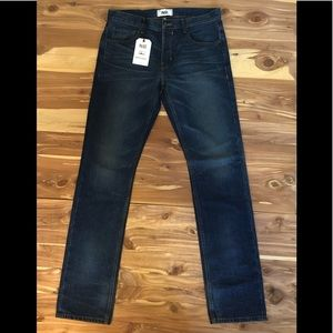 PAIGE Federal Recycled Material Jeans